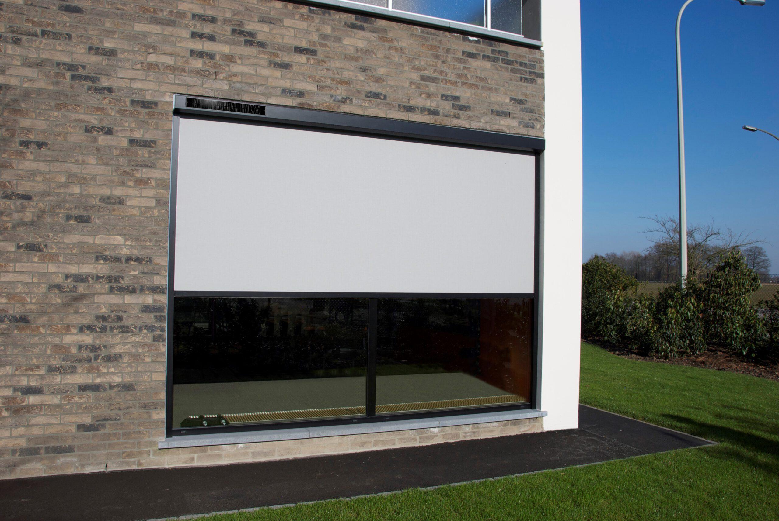 Screen zip solaire