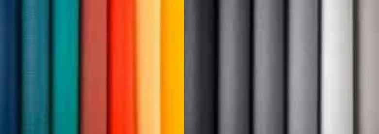 Zonnescreens kleuren