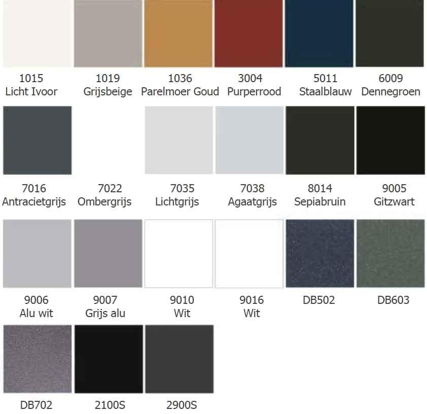 kleuren-jaloeziën